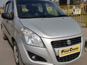 2013 Maruti Ritz VXI Petrol MT for sale in Faridabad