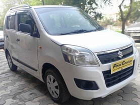 2015 Maruti Wagon R LXI Petrol MT for sale in Faridabad