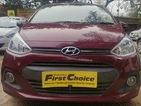 2016 Hyundai Grand i10 Magna Petorl MT for sale in Faridabad