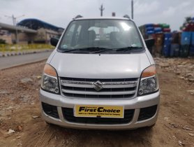 2009 Maruti Wagon R LXI Petrol MT for sale in Faridabad