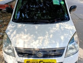 2013 Maruti Wagon R LXI Petrol CNG MT for sale in Faridabad