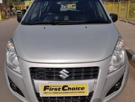 2014 Maruti Ritz VXI Petrol MT for sale in Faridabad