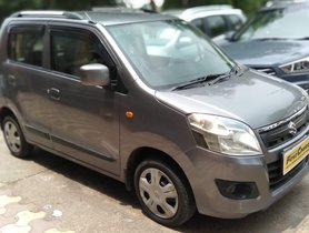 2015 Maruti Wagon R VXI Petrol MT for sale in Faridabad
