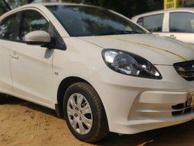 2015 Honda Amaze S MT Petrol for sale in Faridabad