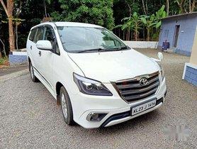 Toyota Innova 2.5 V 7 STR, 2014, Diesel MT for sale in Kottayam