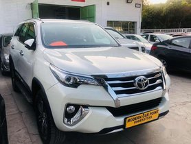 Toyota Fortuner 3.0 4x2 Automatic, 2017, Diesel AT in Chandigarh