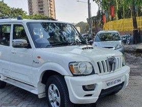 Mahindra Scorpio SLE BS-IV, 2011, Diesel MT for sale in Mumbai