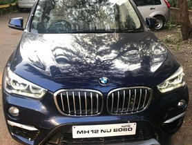 Used 2017 BMW X1 sDrive20d AT for sale in Mumbai