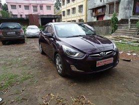 Hyundai Verna 1.6 SX VTVT 2013 MT for sale in Kolkata