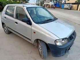Maruti Suzuki Alto LXi BS-III, 2012 MT for sale in Hyderabad