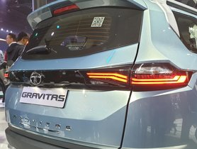 Tata Gravitas to Have the Same Land Rover-derived Architecture as Harrier