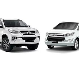 Toyota Fortuner and Innova Crysta To Get Costlier in Foreseeable Future, Reveals Company's VP