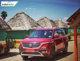 MG Hector And ZS EV To Be Delivered In Special Ways To Prevent CoronaVirus