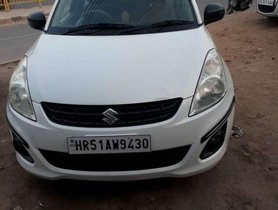 Used 2013 Maruti Suzuki Swift Dzire MT for sale in Faridabad