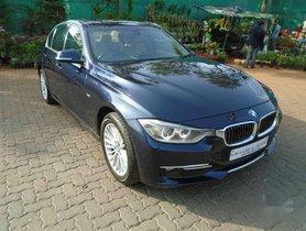 BMW 3 Series 320d Luxury Line, 2013, Diesel AT in Mumbai