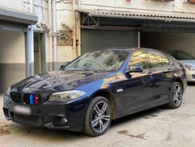 BMW 5 Series 530d M Sport, 2012, Diesel AT in Mumbai