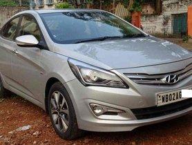 Used Hyundai Verna 1.6 SX VTVT (O) MT in Kolkata