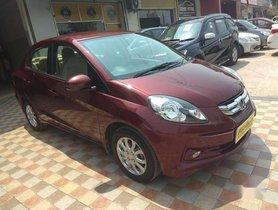 Used 2015 Honda Amaze MT for sale in Faridabad