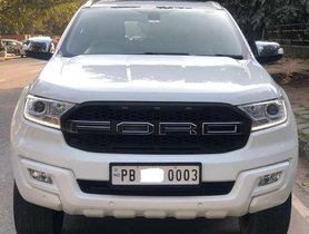 2018 Ford Endeavour AT for sale in Chandigarh