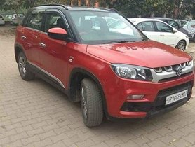 2019 Maruti Suzuki Vitara Brezza VDi MT for sale in New Delhi