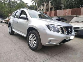Nissan Terrano XL (P), 2014, Petrol MT in Thane