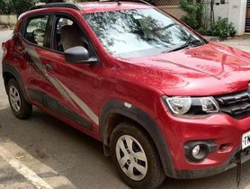 2017 Renault KWID MT for sale in Chennai