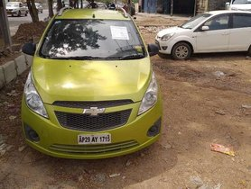 Used 2012 Chevrolet Beat Diesel MT for sale in Hyderabad