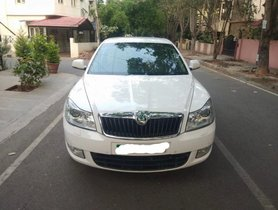 Used Skoda Laura 2.0 TDI AT L and K 2011 AT for sale in Bangalore
