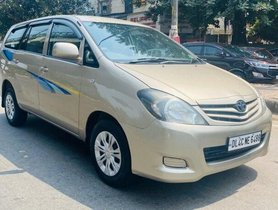 2010 Toyota Innova 2004-2011 MT for sale in New Delhi