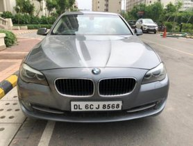 2010 BMW 520 I Petrol AT for sale in New Delhi