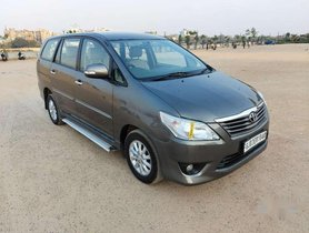 Used Toyota Innova 2.5 VX 7 STR 2012 MT in Ahmedabad