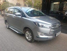 Used 2017 Toyota Innova Crysta 2.4 VX MT for sale in Mumbai