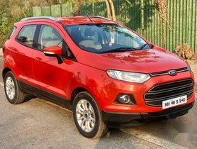 Used 2013 Ford EcoSport AT for sale in Mumbai