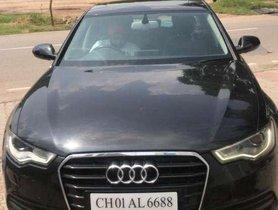 Audi A6 2.0 TDI Premium Plus 2012 AT for sale in Chandigarh