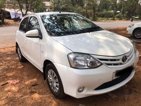 Used 2014 Toyota Etios Liva GD MT for sale in Tirur
