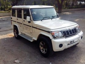 Used 2015 Mahindra Bolero ZLX MT for sale in New Delhi