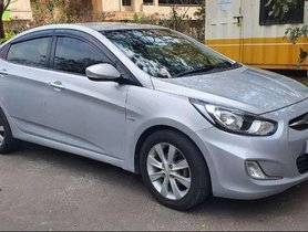 2013 Hyundai Verna MT for sale in Thane