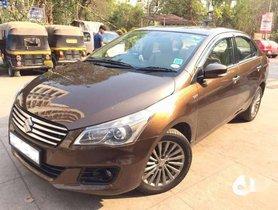 Used 2016 Maruti Suzuki Ciaz AT for sale in Thane