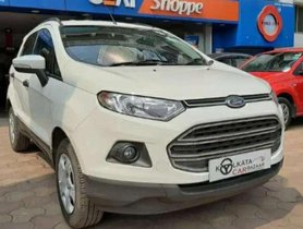 Ford EcoSport 2016 MT for sale in Kolkata