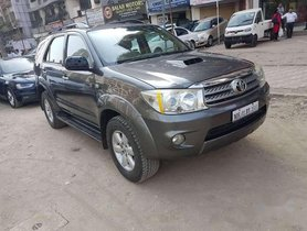 Used 2010 Toyota Fortuner AT for sale in Mumbai