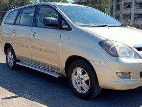 Used 2007 Toyota Innova 2.5 VX 8 STR MT in Mumbai