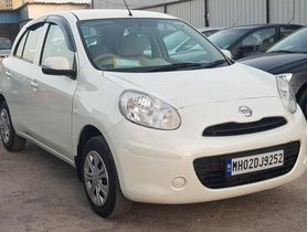 Used Nissan Micra XL Option 2014 MT for sale in Pune