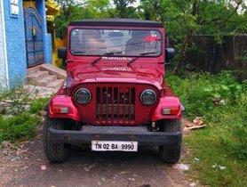 Mahindra Thar CRDe 2014 MT for sale in Chennai