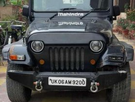 Mahindra Thar CRDe 2017 MT for sale in Rampur