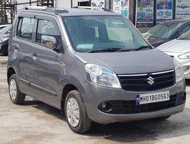 Used 2013 Maruti Wagon R LXI CNG MT for sale in Pune