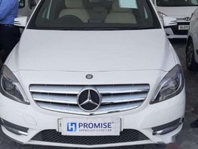 Used 2013 Mercedes Benz B Class Diesel AT for sale in Kozhikode