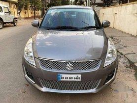 Maruti Suzuki Swift VDI 2015 AT for sale in Nagar