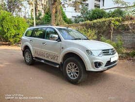 Used 2015 Mitsubishi Pajero Sport 4X2 AT for sale in Bangalore
