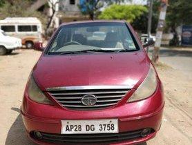 2010 Tata Manza Aura (ABS) Quadrajet BS IV MT in Hyderabad