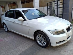 Used BMW 3 Series 320d Sport 2010 MT for sale in Hyderabad